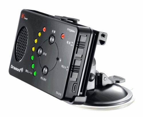 TRYWIN [ トライウイン ] ドライビングモニター [ 安全運転警報装置 ] [ Dramoni ] TS-U10