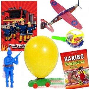 ... Sam BARGAIN Party Bag (Boys Toys): Amazon.co.uk: Kitchen & Home