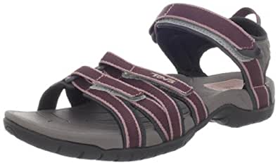 Teva Women's Tirra Sandal,Decadent Chocolate,5 M US