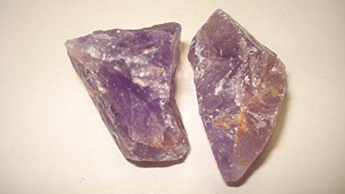(#7) 2Pc Bolivia Amethyst & Ametrine Premium Quality Medium/Large Choice Piece Raw Rough 100% Natural Crystal Gemstone Specimen