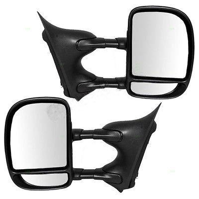 MIRROR 02-08 RAM PICKUP TRUCK CLIP SNAP ON TOWING TOW
