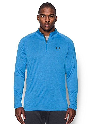 Under Armour Men's Tech ¼ Zip, Brilliant Blue (787), XX-Large