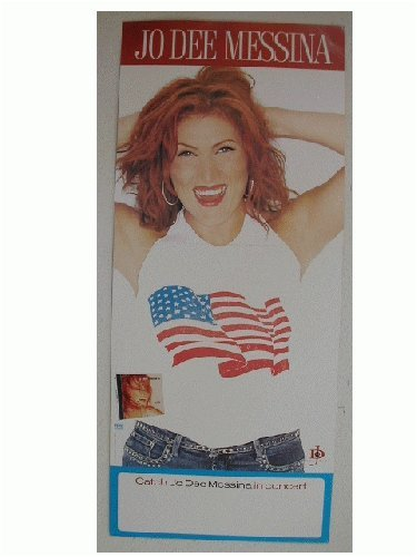 Jo Dee Messina Promo Poster 2 Sided