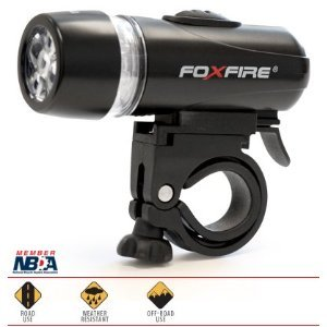 Foxfire 5 Led Plastic Headlight