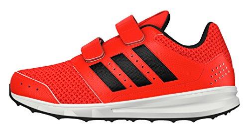 adidas lk sport 2 cf k - Scarpe da ginnastica da Bambini, taglia 33, colore Rosso