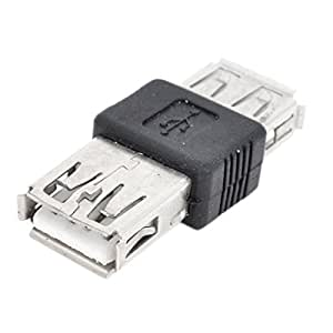 PC USB 2.0 Type A Female to Female f/f Connector Connecter Adapter