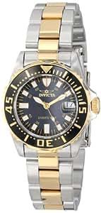 Invicta 2960 30mm Gold Steel Bracelet & Case flame fusion Women's Watch