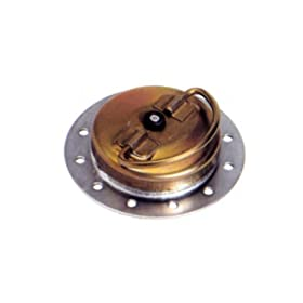 RJS Racing 90922 D-Ring Fuel Cell Cap and Mounting Flange