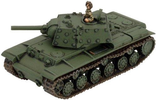 Soviet: KV-1e - 1
