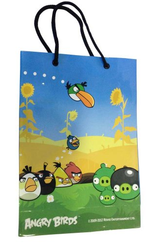 Angry Birds Gift Bag Small (Multicolor)