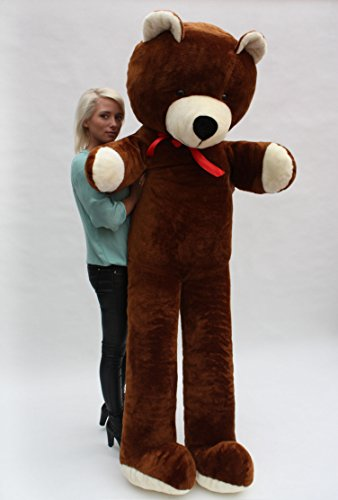 Riesen Teddybär Plüschbär Kuscheltier braun