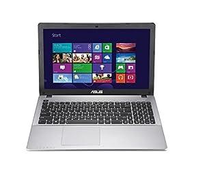 """ASUS K550CC-XX509H - Portátil de 15.6"""" (Intel Core i7 3537U, 8 GB de RAM, Disco HDD de 1 TB, NVIDIA GeForce GT720M con 2 GB, Windows 8), negro -Teclado QWERTY Español"""