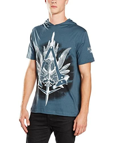 ICONIC COLLECTION - ASSASSINS CREED T-Shirt Syndicate - Icon petrol
