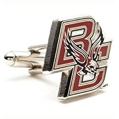 Buy NCAA Boston College Eagles Cufflinks by Cufflinks