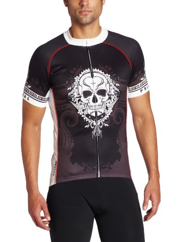 Buy Low Price Primal Wear Men's El Dia Shirt, Black, XX-Large (DIA1J20M2)