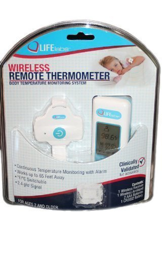 Life Labs Wireless Remote Thermometer And Body Temperature