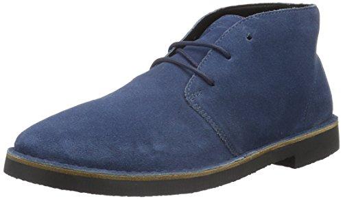 Armani Jeans935056CC510 - Scarpe stringate Uomo , Blu (Blau (BLUE GRAPHITE 09936)), 43
