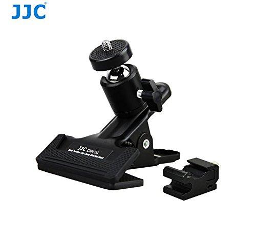 """JJC CBH-01 Multi-Function Spring pince 1/4 """"Vis Rotule pour appareils photo reflex numériques"""