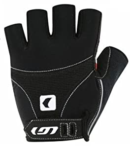 Louis Garneau 12c Air Gel Gloves Black, L - Men's