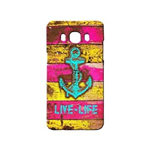 BLUEDIO Designer 3D Printed Back case cover for Samsung Galaxy J7 (2016) - G3121