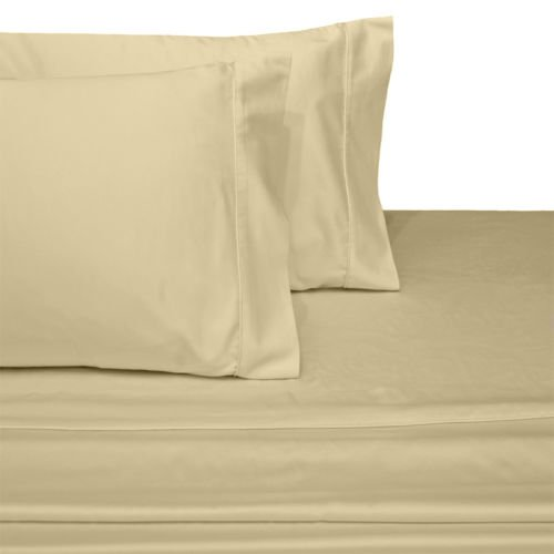 Ultra Soft & Exquisitely Smooth Genuine 100% Plush Cotton 800 Thread Count Sheet Sets, Lavish Sateen Solid, Deep Pockets (18