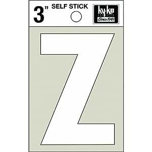 white vinyl die cut self stick letters 3quot wht vinyl With self stick letters