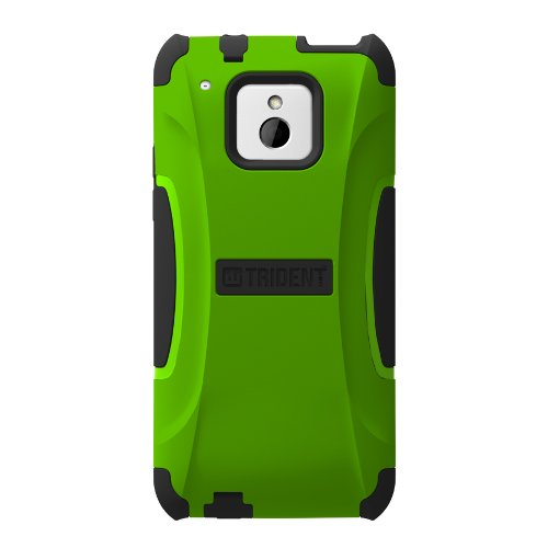 Trident Case Ag-Htc-M4-Tg Aegis Series Case For Htc M4 - Retail Packaging - Green