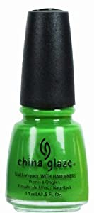 China Glaze Nail Polish, Starboard, 0.5 Fluid Ounce