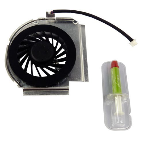 Brainydeal Cpu Cooling Fan For Ibm Levono Thinkpad T61 Laptop Mcf-217Pam05 42W2461 W/Thermal Paste Grease