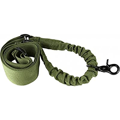 Ultimate Arms Gear Tan Mount Strap Shoulder Comfort Pad Padded + Sling, OD Olive Drab Green For Ruger American Mini-30 CZ 527