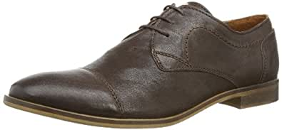 Marc O'Polo Lace up Shoe 40121093401101, Herren Schnürhalbschuhe, Braun (dark brown 790), EU 45