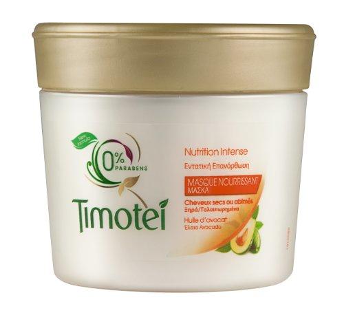 Capelli secchi Timotei maschera nutrizione 250ml Intense