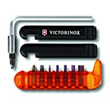 Victorinox Swiss Army Bike Tool Kit, Small, Orange
