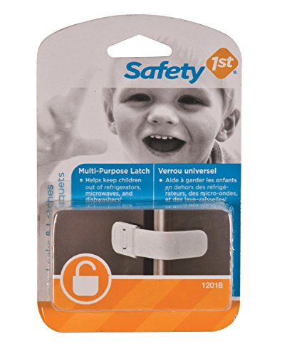 Safety 1st 484820030 Multi-purpos Appliance Latches - Plastic - 1