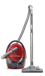 Solac New Beagle Möbel Care, 220 - 240 MB/s, 400 W, 2000 W, 3 L, Rojo, 72 Db - Aspirador