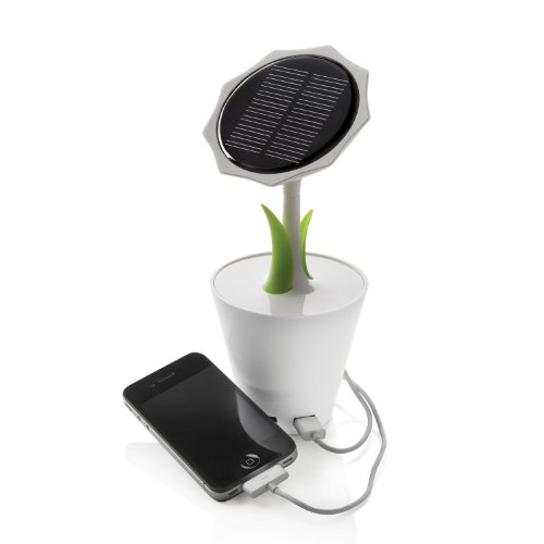 XD Design Solar Sunflower 2500 mAh Power Bank