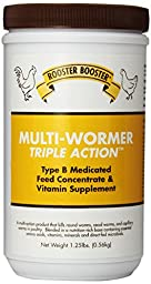 Rooster Booster Multi-Wormer, 1.25-Pound