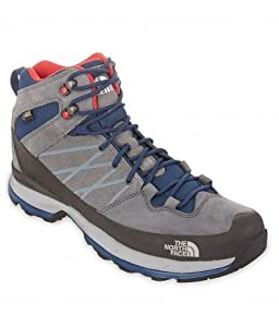 The North Face Men's Wreck Mid gxt Grey 41
