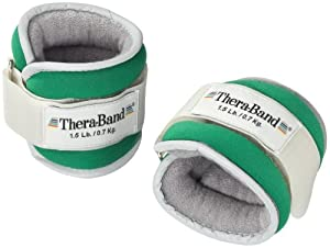 Thera-Band Weighted Wristbands (Pair): Amazon.co.uk