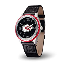 Brand New Kansas City Chiefs NFL Player Series Mens Watch by Things for You