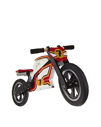 Kiddimoto Impulsor Heroes Superbike Barry Sheene Rojo