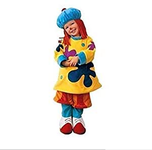 Clown Costume - Disney JoJo's Circus Toddler Costume Size XS - 3-4 Years