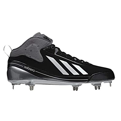 Adidas Mens Adizero 5-Tool 2.5 Low Metal Baseball Cleats by adidas