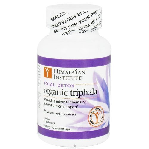 Отзывы Himalayan Institute Total Detox-Triphala