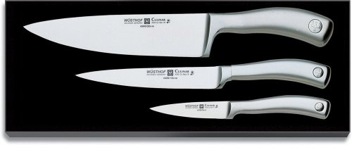 Wüsthof CULINAR Knife set - 9659 (Cook´s knife, Utility knife, Paring knife)