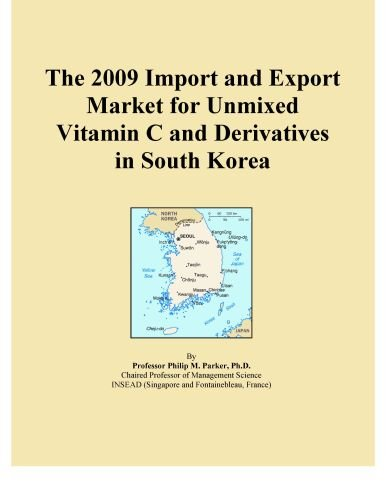 The 2009 Import And Export Market For Unmixed Vitamin C And Derivatives In South Korea