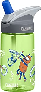 Camelbak Kid's Bottle (0.4 -Liter/12-Ounce, Robots)