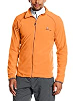 Peak Mountain Forro Polar Cafone (Naranja)