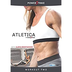 Atletica Volume 2 by Powerstrike, with Ilaria Montagnani