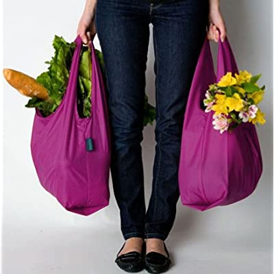 Baggu Reusable Shopping Tote and Pouch